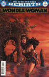 Cover for Wonder Woman (DC, 2016 series) #11 [Liam Sharp Cover]