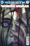 Cover for Wonder Woman (DC, 2016 series) #11 [Jenny Frison Variant Cover]