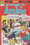 Cover for Le Monde de Archie (Editions Héritage, 1979 series) #61