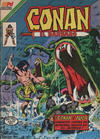 Cover for Conan el Bárbaro (Editorial Novaro, 1980 series) #58