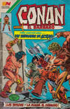 Cover for Conan el Bárbaro (Editorial Novaro, 1980 series) #38