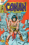 Cover for Conan el Bárbaro (Editorial Novaro, 1980 series) #41