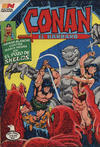 Cover for Conan el Bárbaro (Editorial Novaro, 1980 series) #49