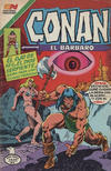 Cover for Conan el Bárbaro (Editorial Novaro, 1980 series) #53