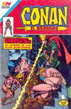 Cover for Conan el Bárbaro (Editorial Novaro, 1980 series) #37