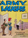 Cover for Army Laughs (Prize, 1951 series) #v16#11