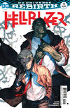 Cover for Hellblazer (DC, 2016 series) #4 [Variant Cover by Putri]