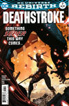 Cover for Deathstroke (DC, 2016 series) #7 [Direct Sales]