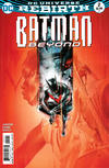 Cover for Batman Beyond (DC, 2016 series) #2 [Martin Ansin Cover]