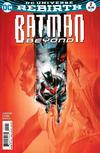 Cover Thumbnail for Batman Beyond (2016 series) #2 [Martin Ansin Cover]