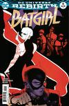 Cover for Batgirl (DC, 2016 series) #5