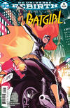 Cover for Batgirl (DC, 2016 series) #5 [Francis Manapul Cover]
