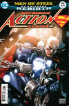 Cover for Action Comics (DC, 2011 series) #968