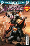 Cover for Action Comics (DC, 2011 series) #968 [Gary Frank Variant Cover]