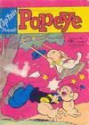 Cover for Cap'tain Présente Popeye (Société Française de Presse Illustrée (SFPI), 1964 series) #95