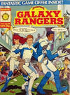 Cover for Adventures of the Galaxy Rangers (Marvel UK, 1988 series) #4