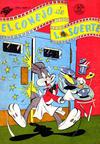 Cover for El Conejo de la Suerte (Editorial Novaro, 1950 series) #3