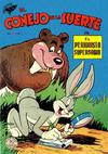 Cover for El Conejo de la Suerte (Editorial Novaro, 1950 series) #1