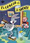Cover for El Conejo de la Suerte (Editorial Novaro, 1950 series) #4