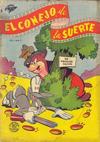 Cover for El Conejo de la Suerte (Editorial Novaro, 1950 series) #5