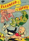 Cover for El Conejo de la Suerte (Editorial Novaro, 1950 series) #10