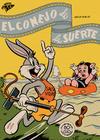 Cover for El Conejo de la Suerte (Editorial Novaro, 1950 series) #22