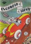 Cover for El Conejo de la Suerte (Editorial Novaro, 1950 series) #25