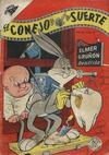 Cover for El Conejo de la Suerte (Editorial Novaro, 1950 series) #34