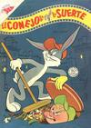 Cover for El Conejo de la Suerte (Editorial Novaro, 1950 series) #39