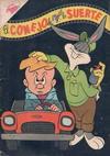 Cover for El Conejo de la Suerte (Editorial Novaro, 1950 series) #85