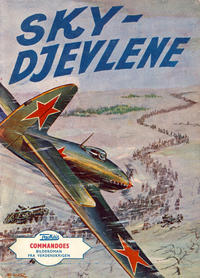 Cover Thumbnail for Commandoes (Fredhøis forlag, 1962 series) #v2#42
