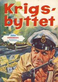 Cover Thumbnail for Commandoes (Fredhøis forlag, 1962 series) #v2#43