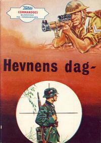 Cover Thumbnail for Commandoes (Fredhøis forlag, 1962 series) #v2#45