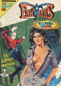 Cover Thumbnail for Fantomas (Editorial Novaro, 1969 series) #477