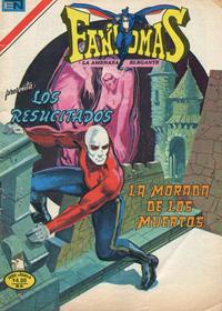 Cover Thumbnail for Fantomas (Editorial Novaro, 1969 series) #451