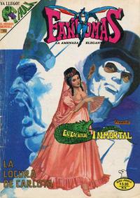 Cover Thumbnail for Fantomas (Editorial Novaro, 1969 series) #458