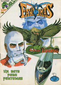 Cover Thumbnail for Fantomas (Editorial Novaro, 1969 series) #460