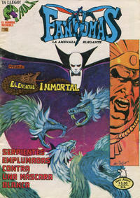 Cover Thumbnail for Fantomas (Editorial Novaro, 1969 series) #461