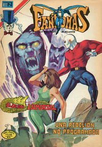 Cover Thumbnail for Fantomas (Editorial Novaro, 1969 series) #468