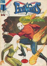 Cover Thumbnail for Fantomas (Editorial Novaro, 1969 series) #470