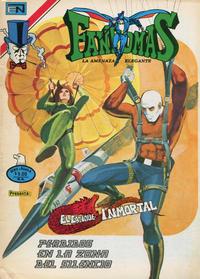 Cover Thumbnail for Fantomas (Editorial Novaro, 1969 series) #471