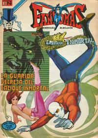 Cover Thumbnail for Fantomas (Editorial Novaro, 1969 series) #472