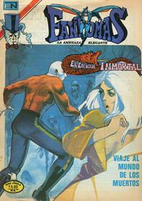 Cover Thumbnail for Fantomas (Editorial Novaro, 1969 series) #473