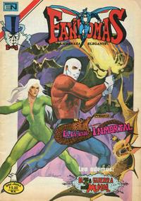 Cover Thumbnail for Fantomas (Editorial Novaro, 1969 series) #474