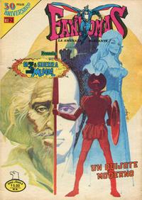 Cover Thumbnail for Fantomas (Editorial Novaro, 1969 series) #482