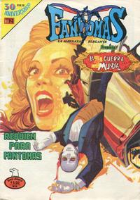 Cover Thumbnail for Fantomas (Editorial Novaro, 1969 series) #478