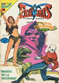 Cover Thumbnail for Fantomas (Editorial Novaro, 1969 series) #487