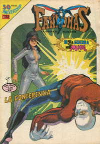 Cover Thumbnail for Fantomas (Editorial Novaro, 1969 series) #479