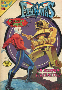 Cover Thumbnail for Fantomas (Editorial Novaro, 1969 series) #481