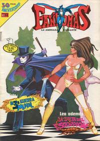 Cover Thumbnail for Fantomas (Editorial Novaro, 1969 series) #484